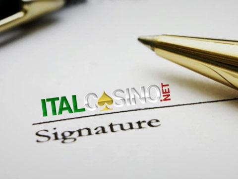 informazioni su italcasino.net