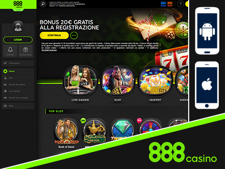888 casino recensioni