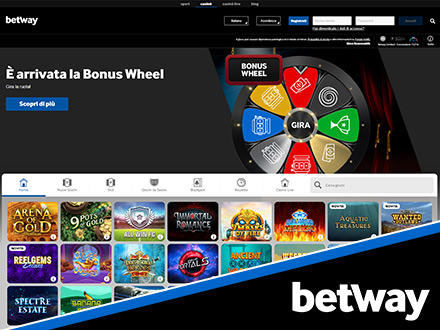casino betway com