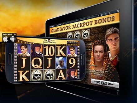 slot machines su tablet e telefoni iPad, iPhone e Android