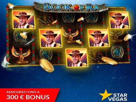 bonus e promozioni di Starvegas casino