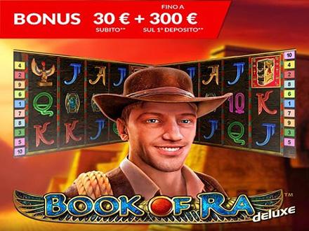 bonus senza deposito e reale di 30€+300€ su Starvegas