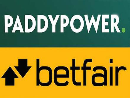 fusione Paddy Power casino Betfair