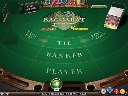 migliori casino per giocare a Baccarat online