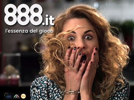888.it, lo spot TV L'Essenza del Gioco
