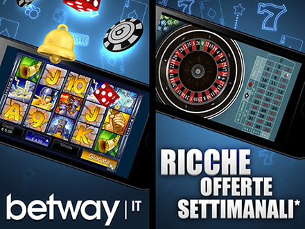 l'app del casino Betway per prodotti Apple