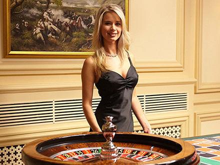 bellissime croupier nei casino online dal vivo