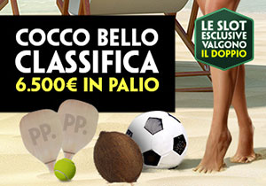 classifica cocco bello