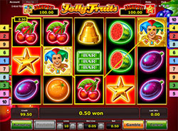 La slot machine Jolly Fruits