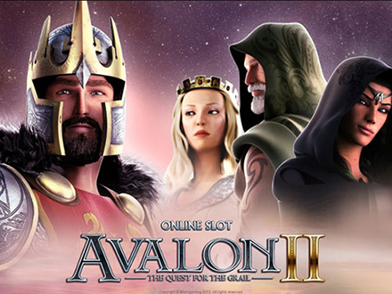 slot Microgaming Avalon 2