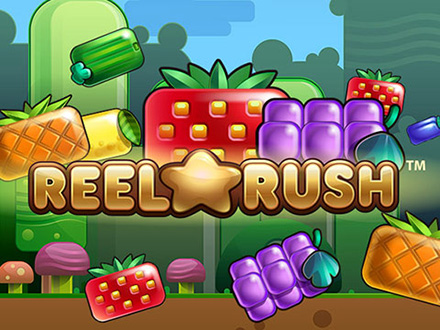 slot Reel Rush su Unibet