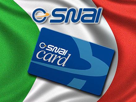 SNAI Card: casino online e tutti gli altri servizi