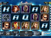 slot machine the avengers nel casino snai