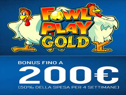 Slot fowl play gold 4 online