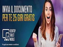 25 giri gratis alle slot Netent di casino NetBet