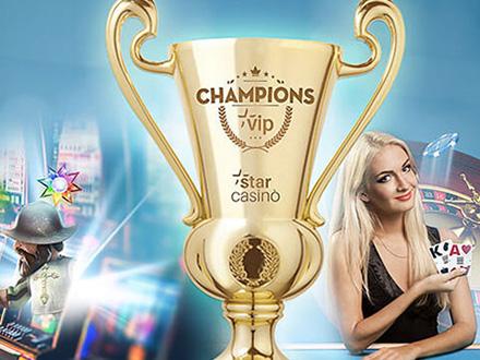 torneo Championship VIP di StarCasino