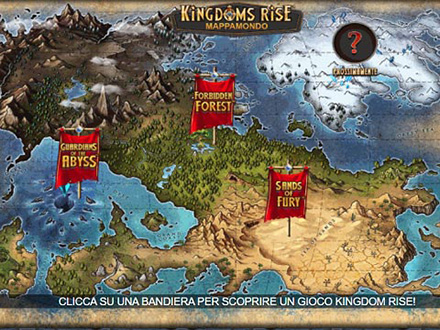 Kingdoms Rise su Snai casino