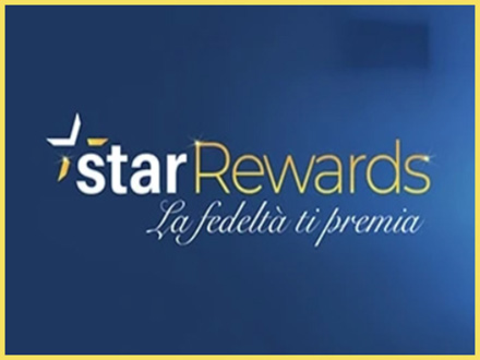 Star Rewards programma fedeltà di Starcasino
