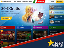 330€ bonus nel casino starvegas per Book of Ra