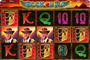 online mobile casino slot machine book of ra