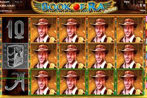 vincite slot book of ra