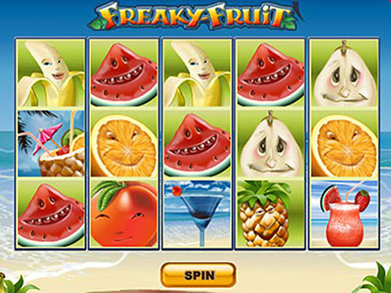 la slot machine Freaky Fruits