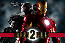 slot machine Marvel Ironman 2