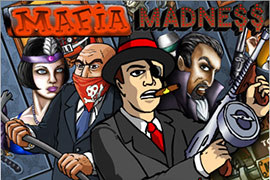 slot machine Mafia Madness