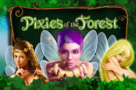 slot machine Pixies of the Forest